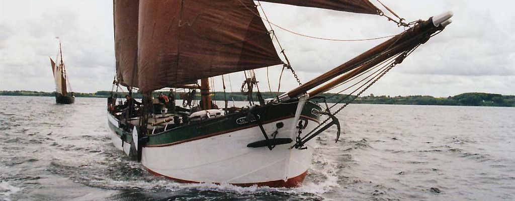 MOEWE bei der Rum-Regatta